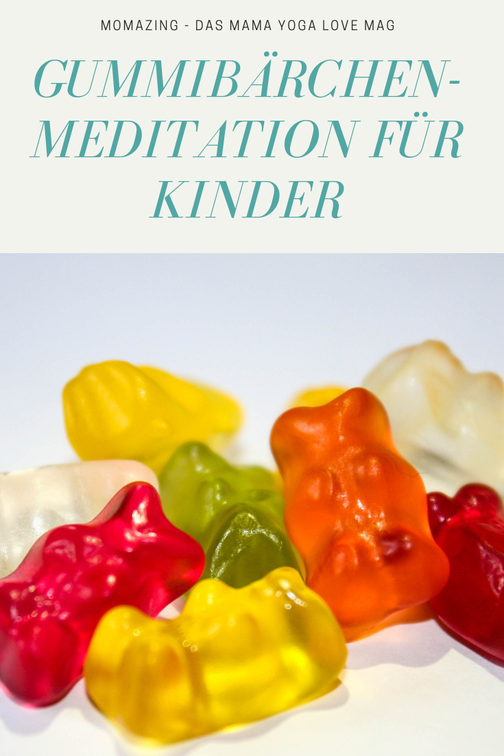 Gummibärchen-Meditation (Mit Bildern) | Meditation Für über Entspannung Für Kindergartenkinder
