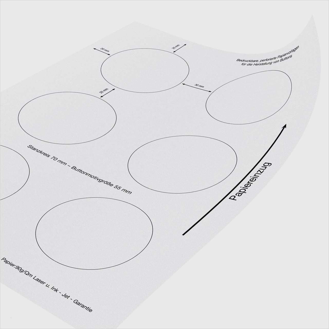 Gut Badgematic Button Vorlage Sie Können Einstellen In mit Buttons Vorlagen