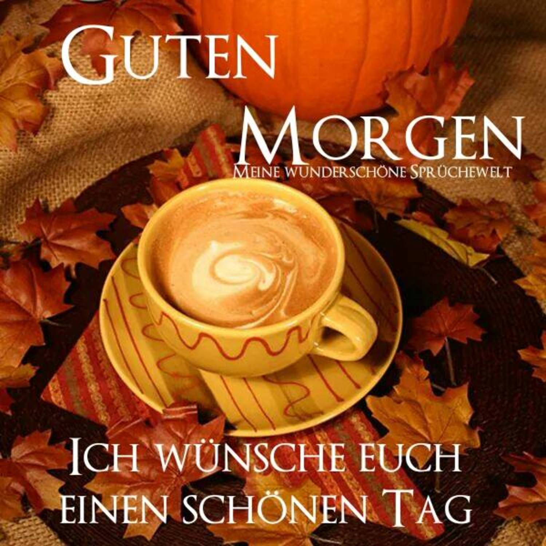 Guten Morgen Herbst Bilder 567 - Gbpicsbilder mit Herbstbilder Lustig