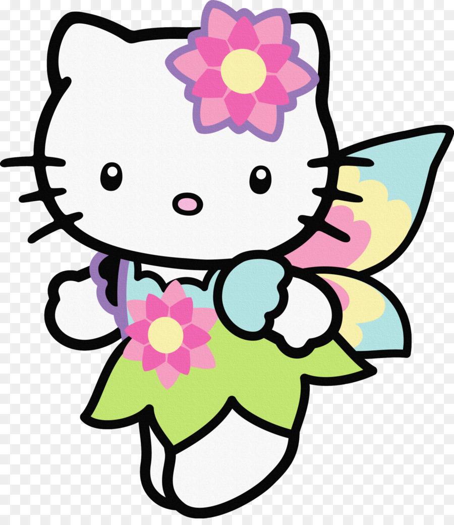 Hallo Kitty Zeichnen-Clip-Art - Hallo Png Herunterladen verwandt mit Hello Kitty Zeichnen