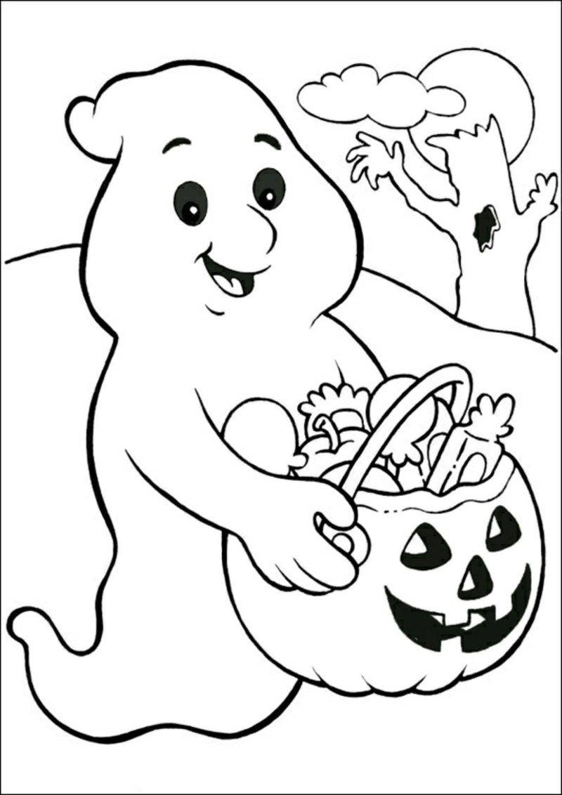 Halloween Ausmalbilder   Halloween Ausmalbilder bei Gratis Malvorlagen Halloween