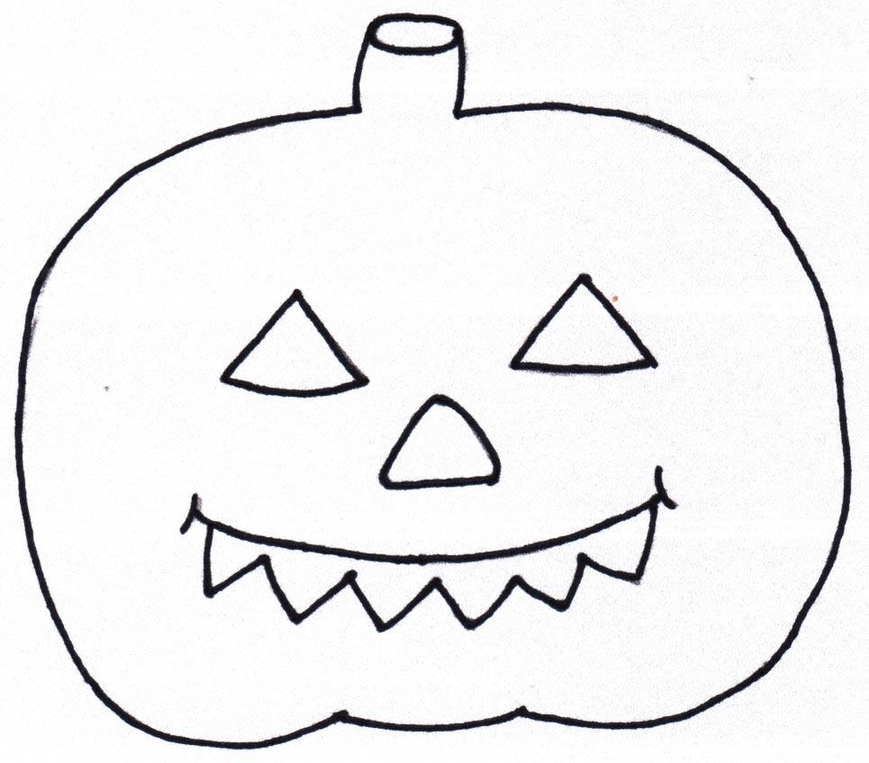 Halloween Basteln: Vorlagen & Ideen Zum Ausdrucken innen Halloween Kürbis Vorlagen Zum Ausdrucken