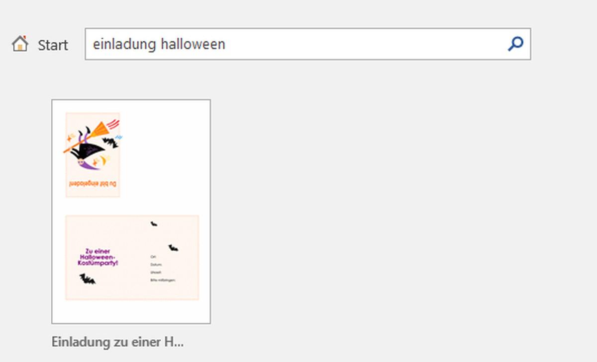 Halloween-Einladungskarten: Hier Gibt's Vorlagen - Chip bei Halloween Einladung Vorlagen