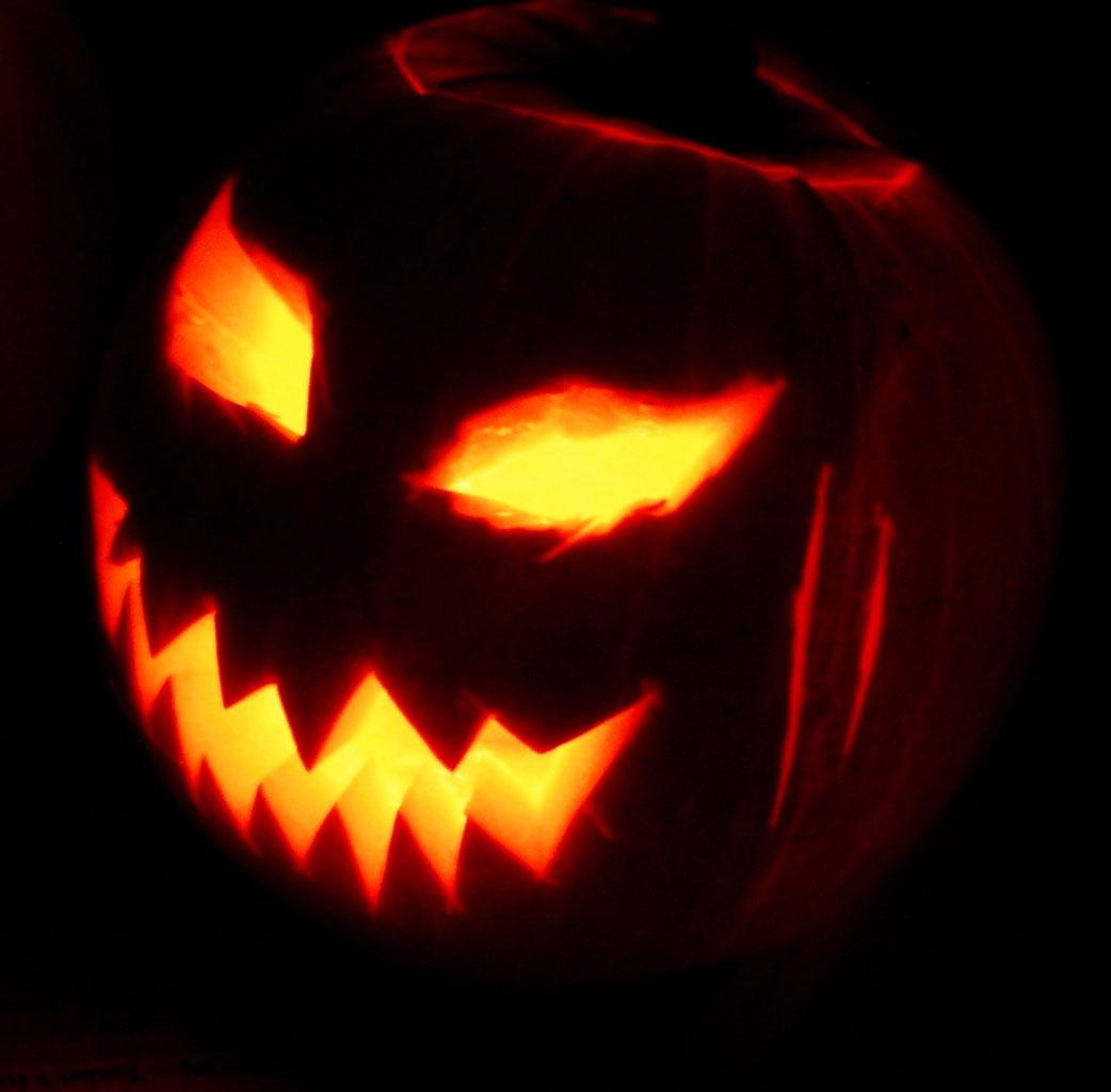 Halloween Kürbis Schnitzen (Malvorlage Und Anleitung) mit Halloween Kürbis Vorlagen Zum Ausdrucken