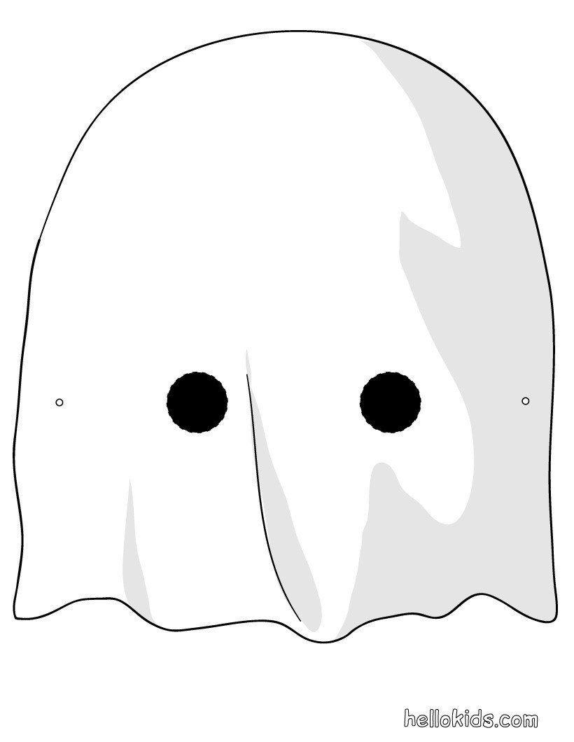 Halloween Masken Basteln 07 (Mit Bildern) | Halloween Masken über Halloween Masken Zum Ausdrucken Kostenlos