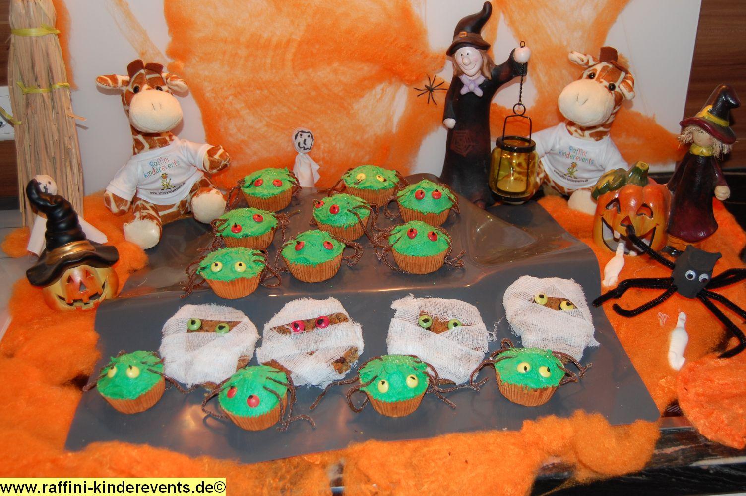 Halloween Party – Backen Fuer Kinder (122) › Raffini für Halloween Party Für Kindergeburtstag