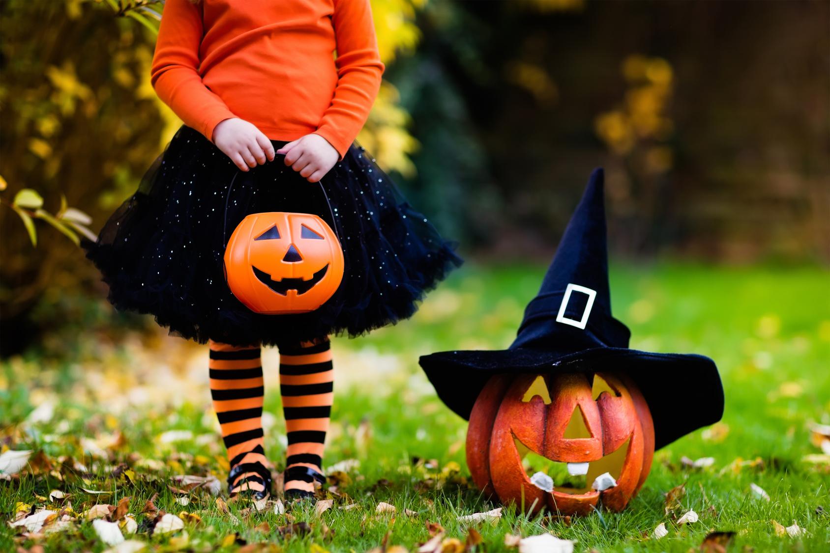 Halloween Party Für Kinder - Tipps & Tricks bestimmt für Halloween Party Für Kindergeburtstag