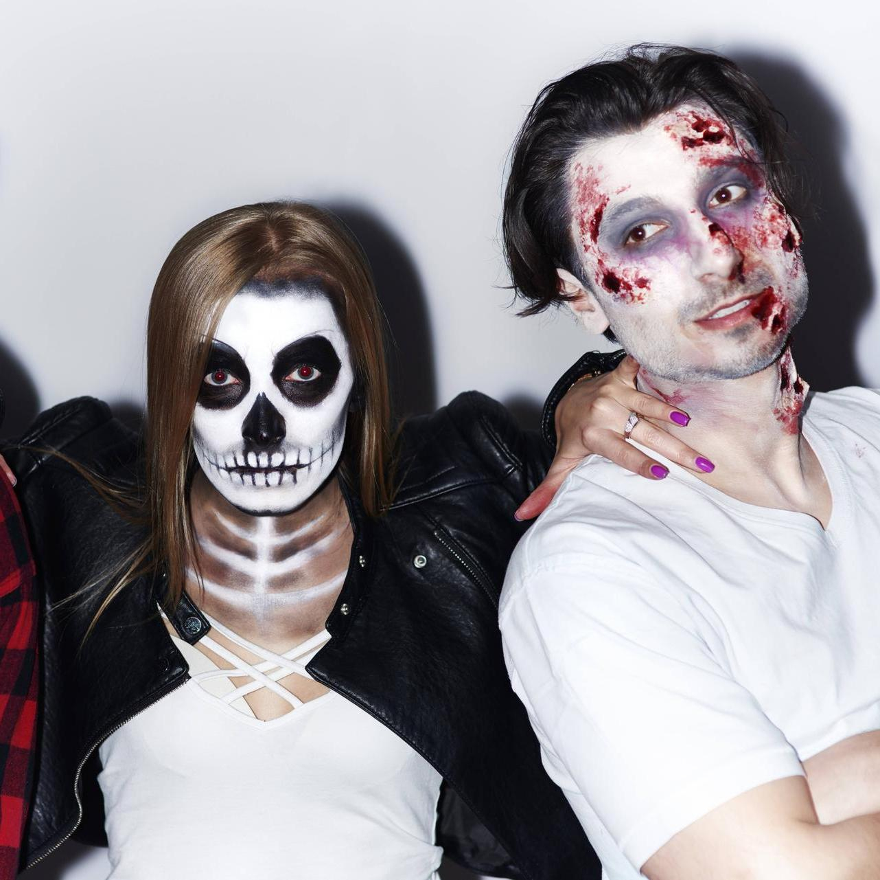 Halloween: Schnelle Last-Minute-Kostüme Zum Selber Machen! bestimmt für Halloween Kostüm Selber Machen Günstig