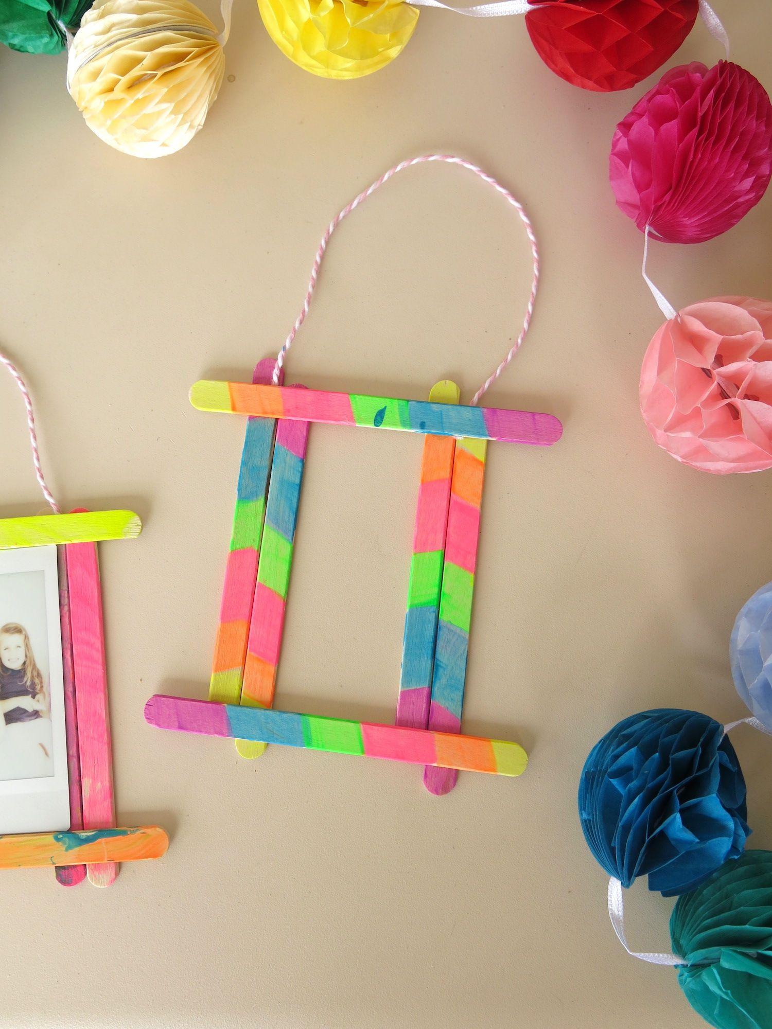 Happy 4: Regenbogen Party Zum Kindergeburtstag verwandt mit Einfache Bastelideen Zum Kindergeburtstag