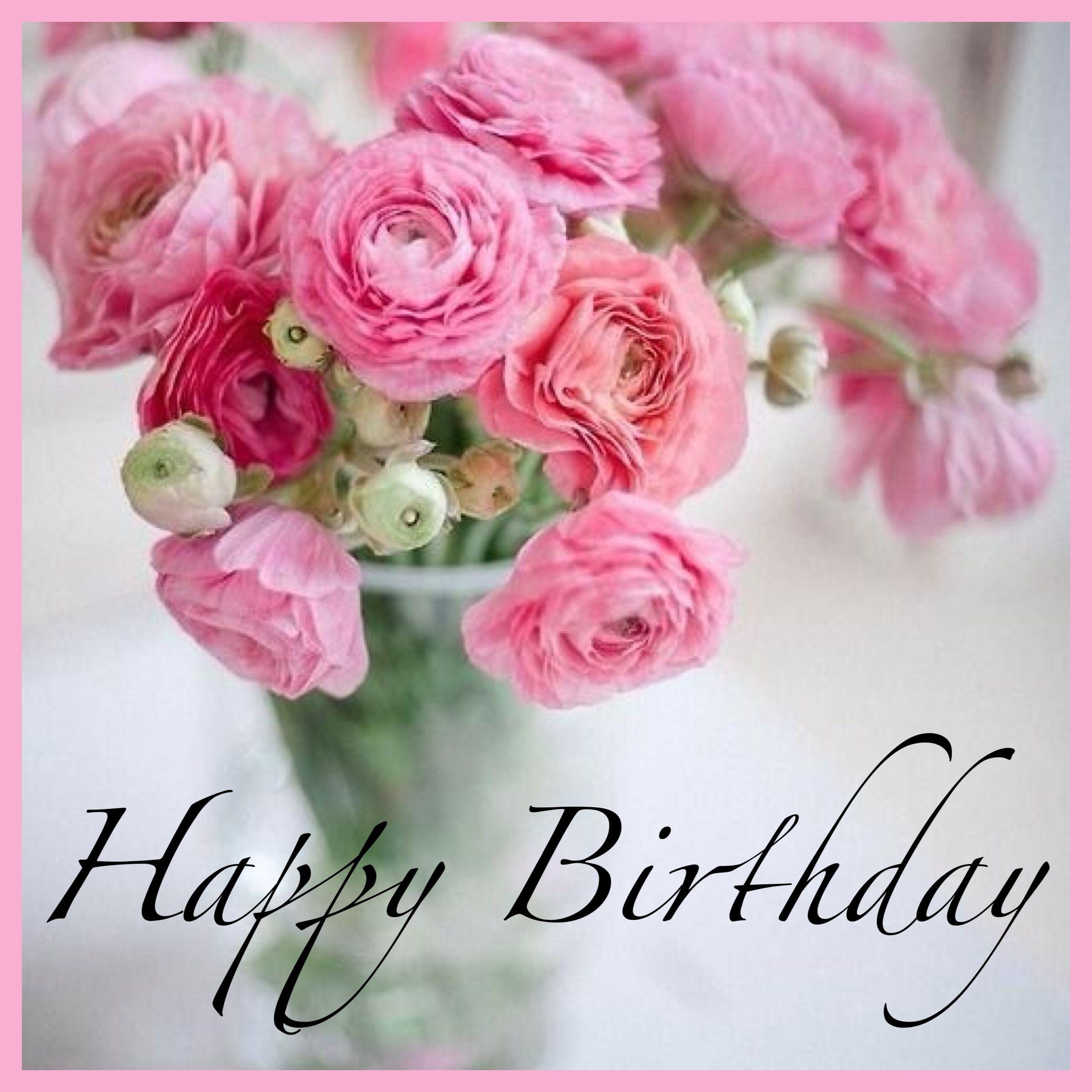 Happy Birthday | Geburtstagsbilder, Blumen, Alles Gute verwandt mit Blumenbilder Zum Geburtstag