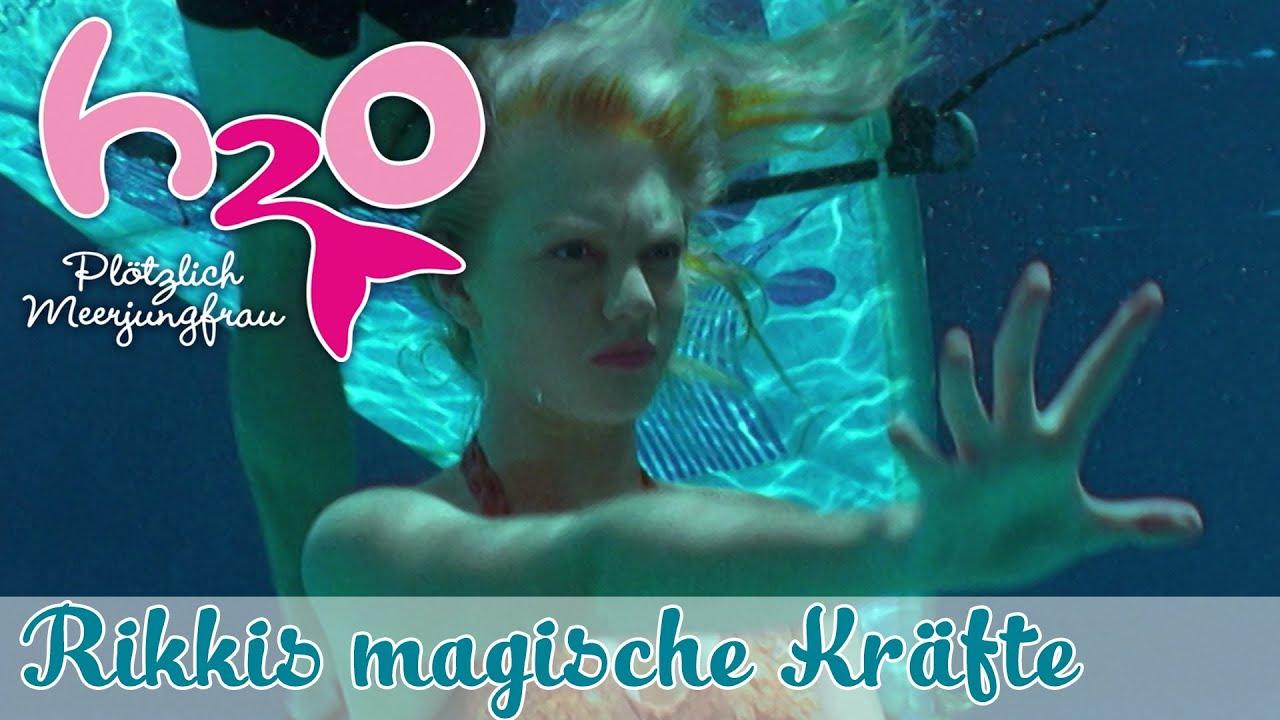 Hat Rikki Die Besten Magischen Kräfte? | H2O - Plötzlich Meerjungfrau |  Meerjungfrauen Special innen H2O Ausmalbilder