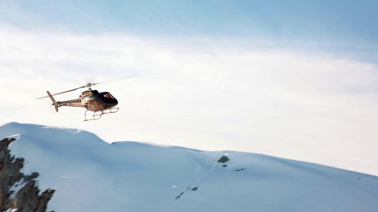 Helikopter Rundflug / Transfer mit Hubschrauber Rundflug Salzburg