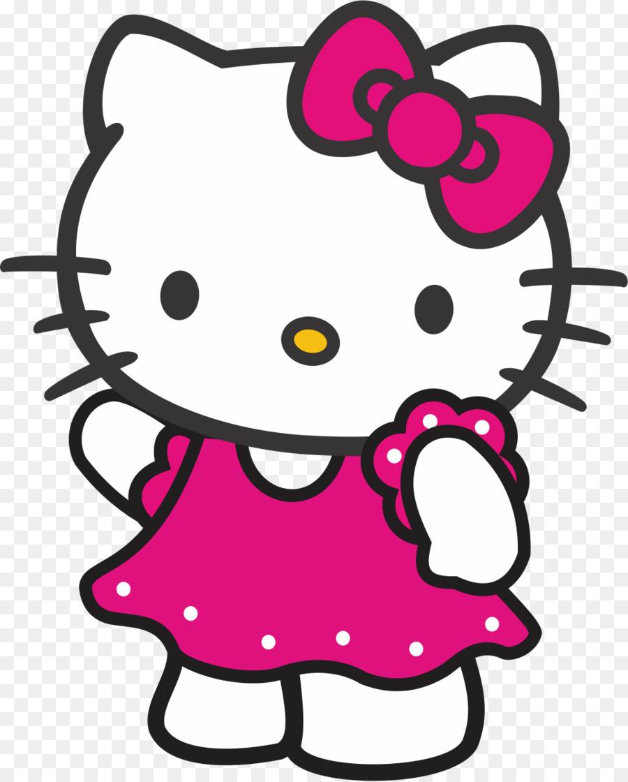 Hello Kitty-Character Leinwand Drucken - Hello Kitty Png bei Hello Kitty Zeichnen