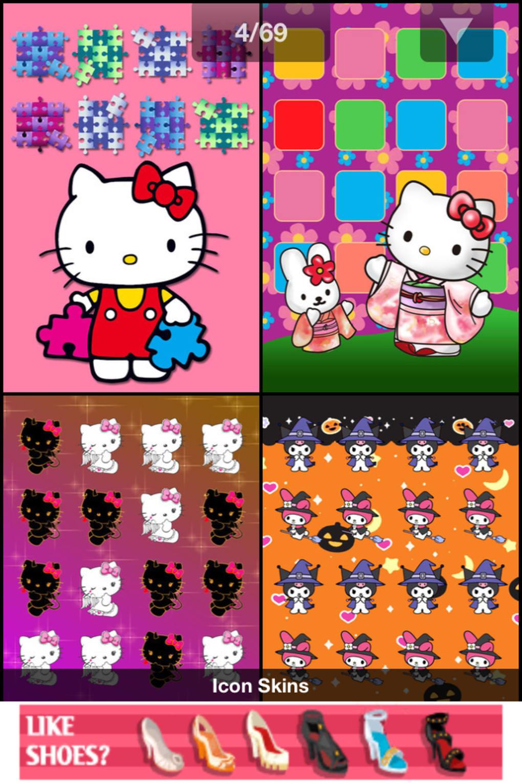 Hello Kitty! Für Iphone - Download innen Hello Kitty Kostenlos