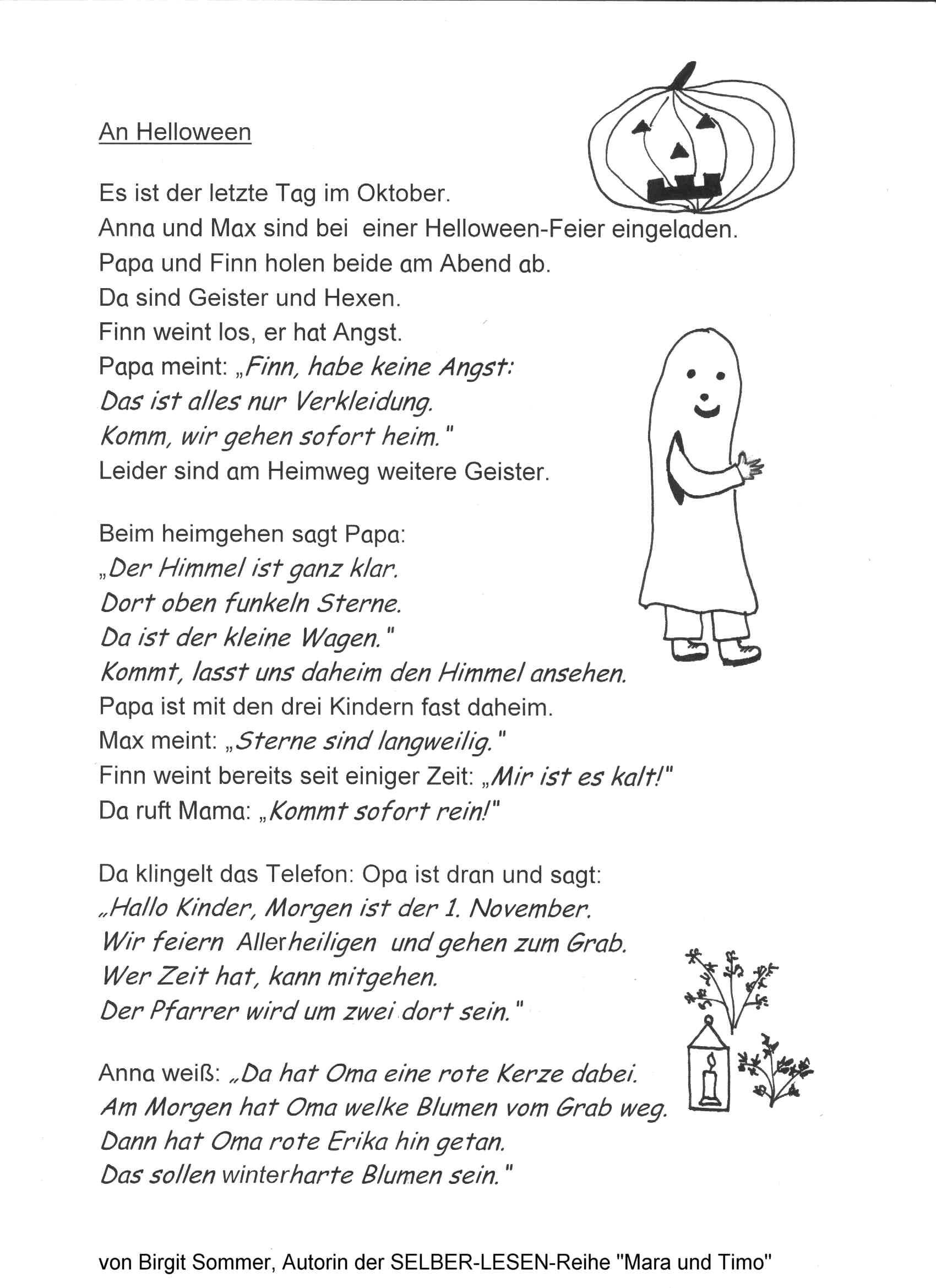 Geschichten Zum Vorlesen Grundschule - kinderbilder