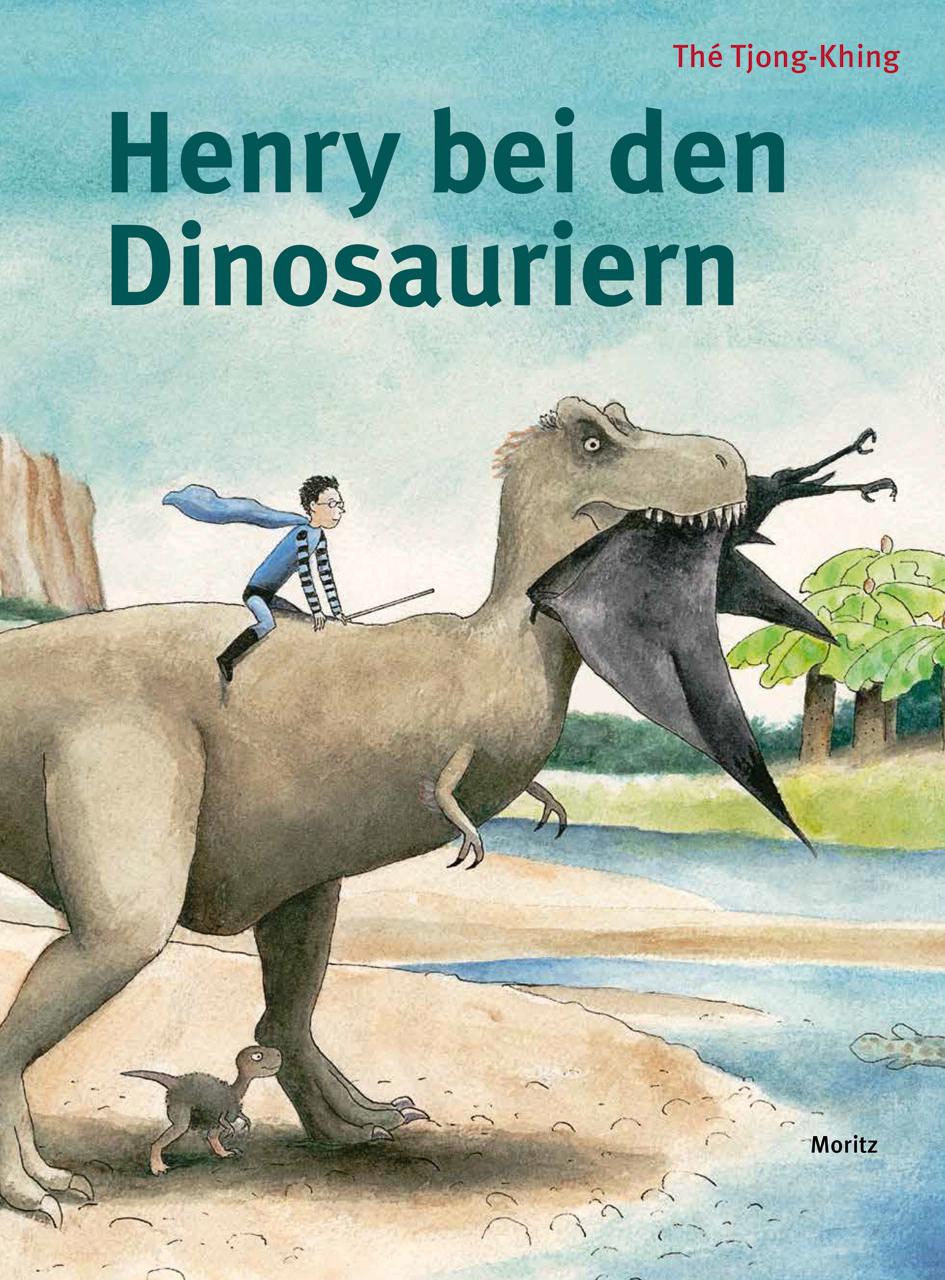 Henry Bei Den Dinosauriern innen Bilder Von Dinosauriern