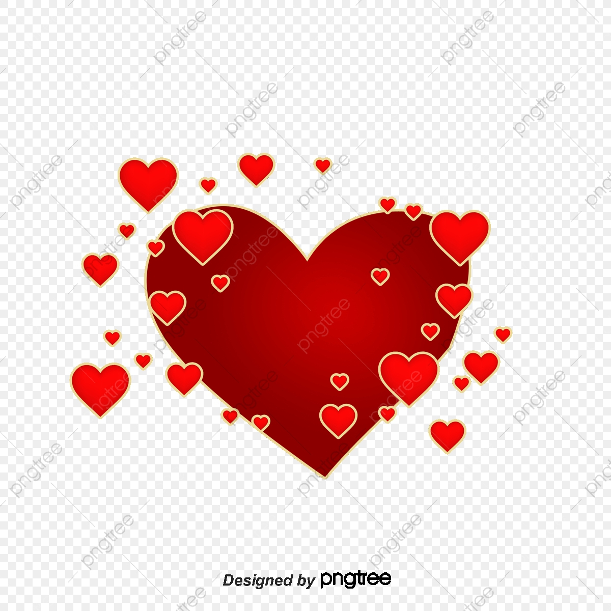 Herz, Herz, Rote Herzen, Dekorative Muster Png Und Vektor verwandt mit Herzen Bilder Kostenlos