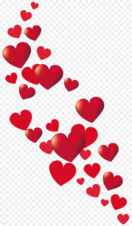 Herz Valentinstag Clipart - Herz Png Herunterladen - 1600 bei Clipart Herz Kostenlos
