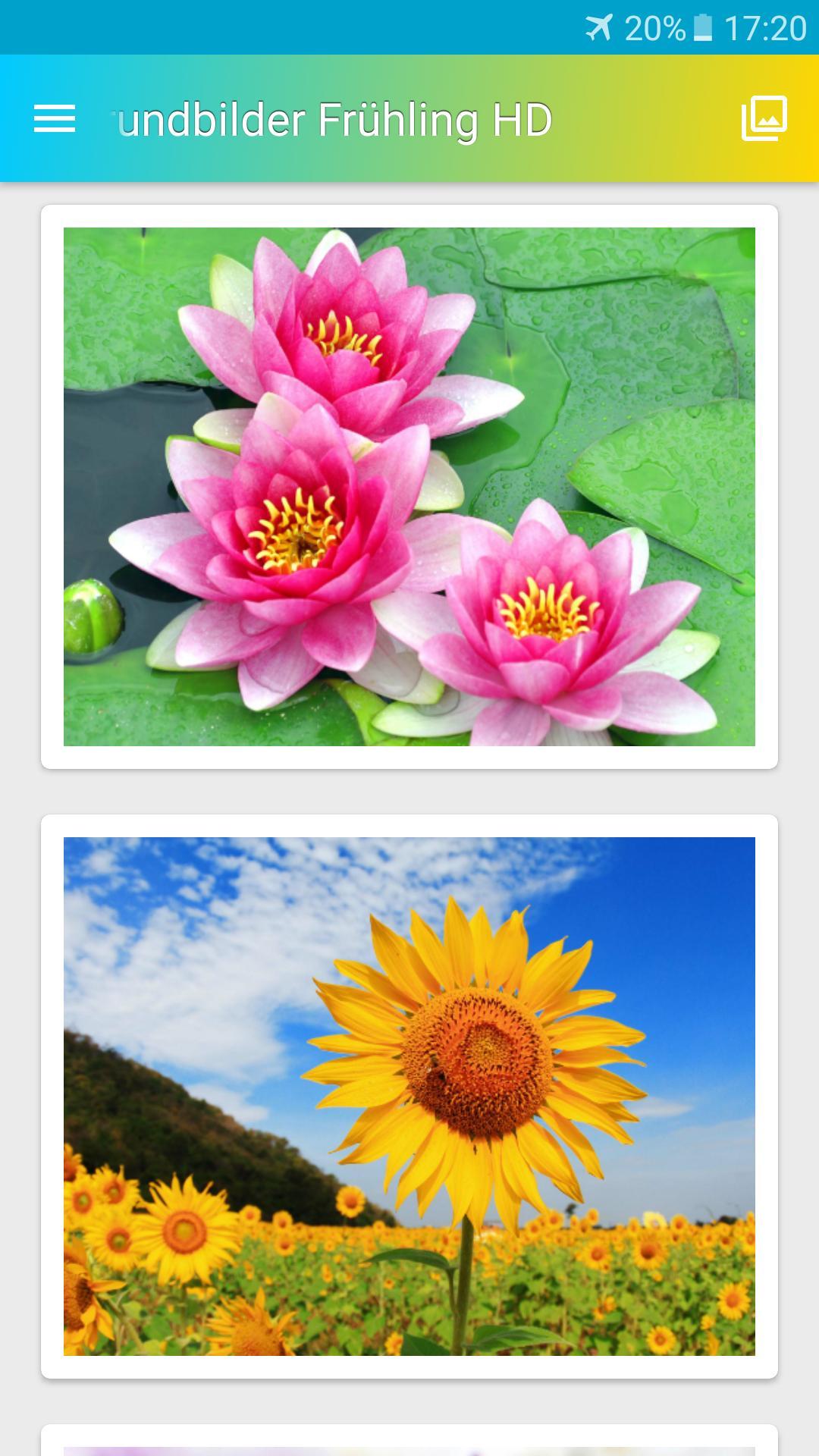 Hintergrundbilder Blumen Kostenlos Für Android - Apk mit Blumenbilder Kostenlos Herunterladen