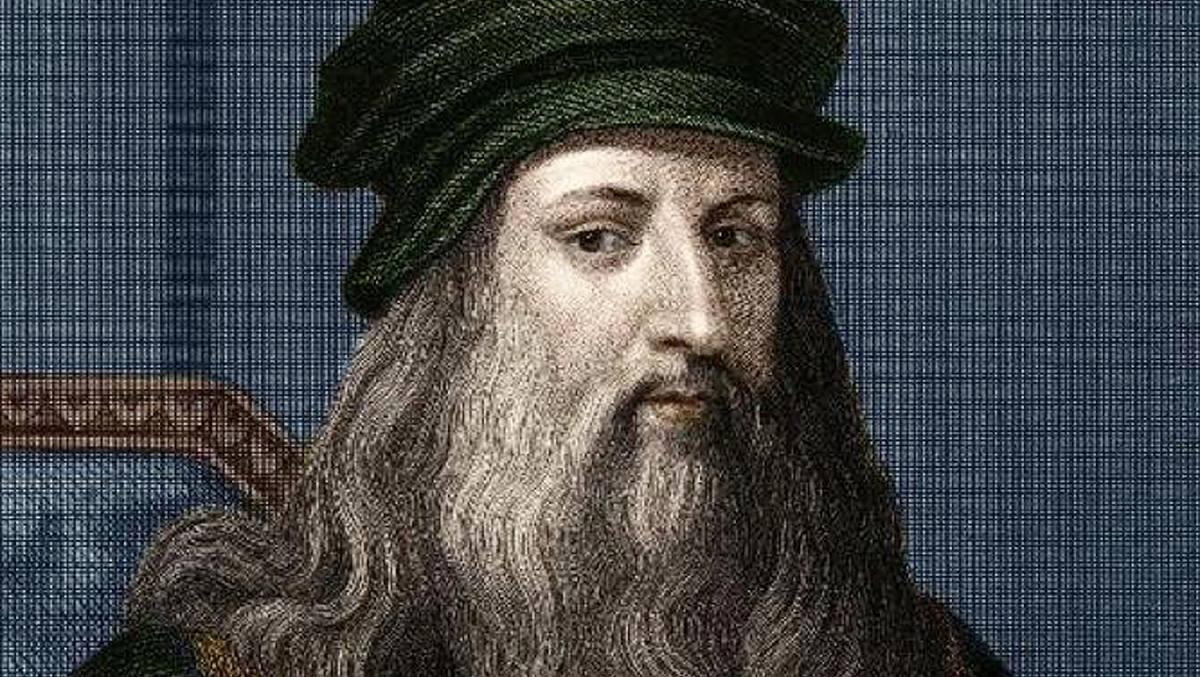 Historiker Machen Lebende Nachkommen Von Leonardo Da Vinci verwandt mit Leonardo Da Vinci Familie