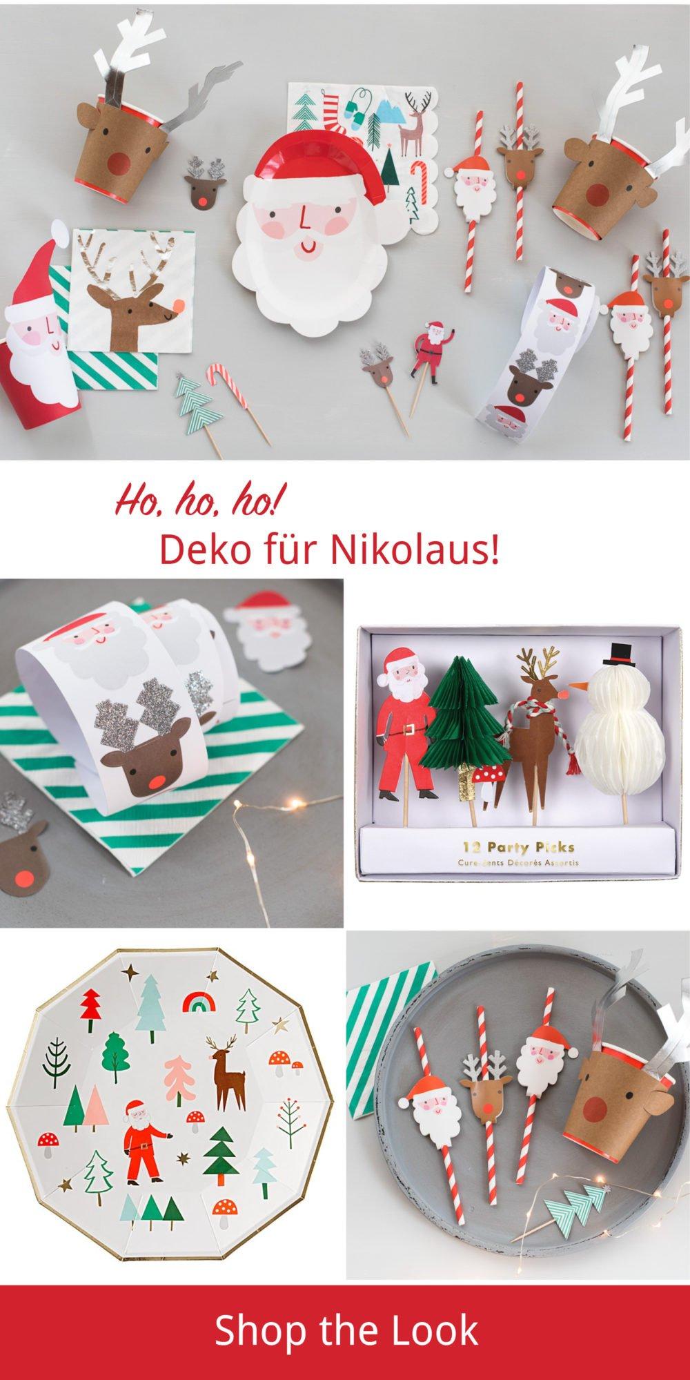 Ho, Ho, Ho - Willkommen Zur Nikolausparty! - Fräulein K bei Nikolausfeier Für Erwachsene Gestalten