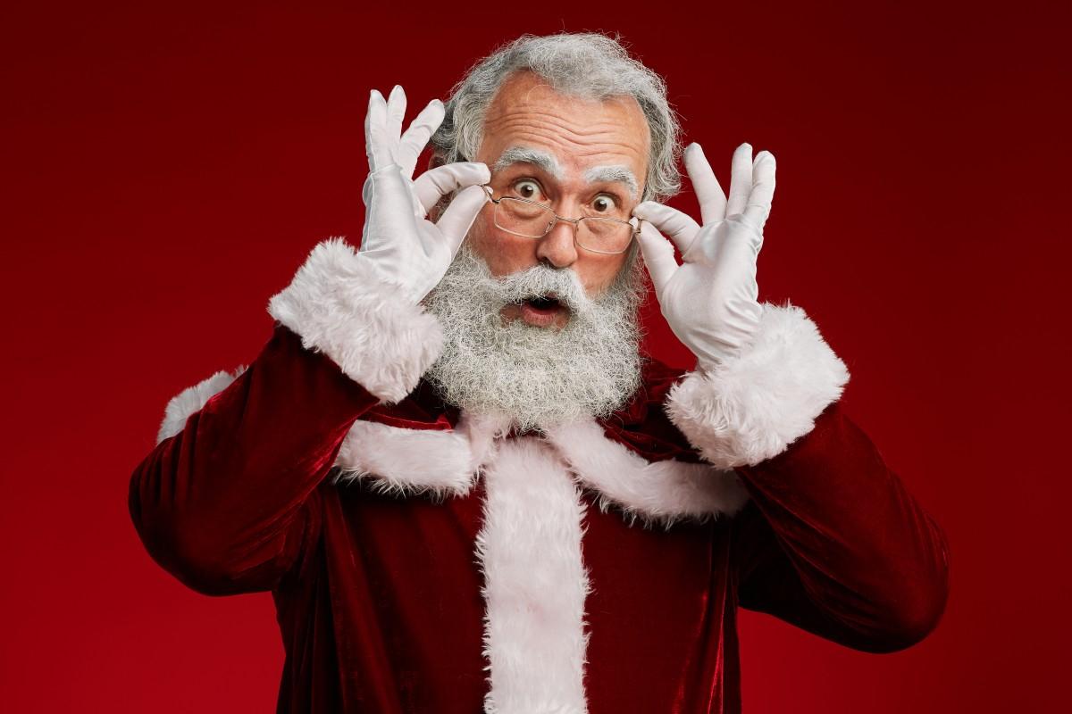 Hohohoho - Der Weihnachtsmann Kommt! Tipps Für Den Auftritt innen Weihnachtsmann Spielen Sprüche