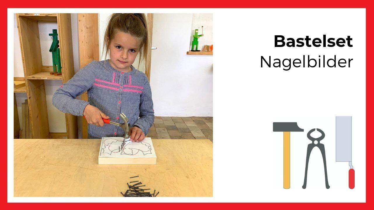 Holzarbeiten Mit Kindern: 7 Kreative Ideen Und Basteltipps innen Holzarbeiten Mit Kindern Anleitungen