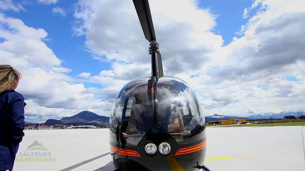 Hubschrauber In Salzburg - Salzburg Adventures in Hubschrauber Rundflug Salzburg