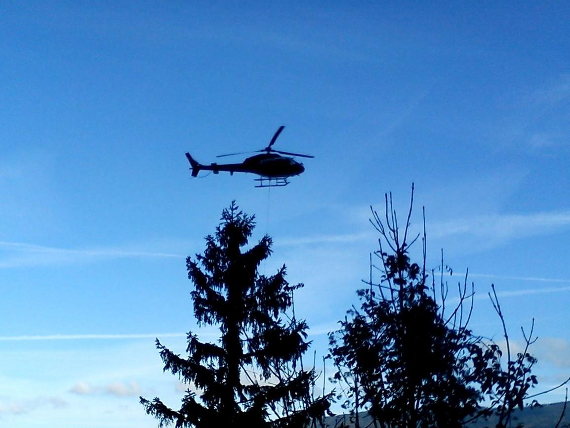 Hubschrauber Rundflug Salzkammergut 30 Min - Salzburg Adventures bei Hubschrauber Rundflug Salzburg