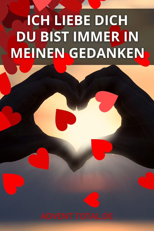 Ich Liebe Dich, Weil 100+ Gründe & Sprüche & Bilder über