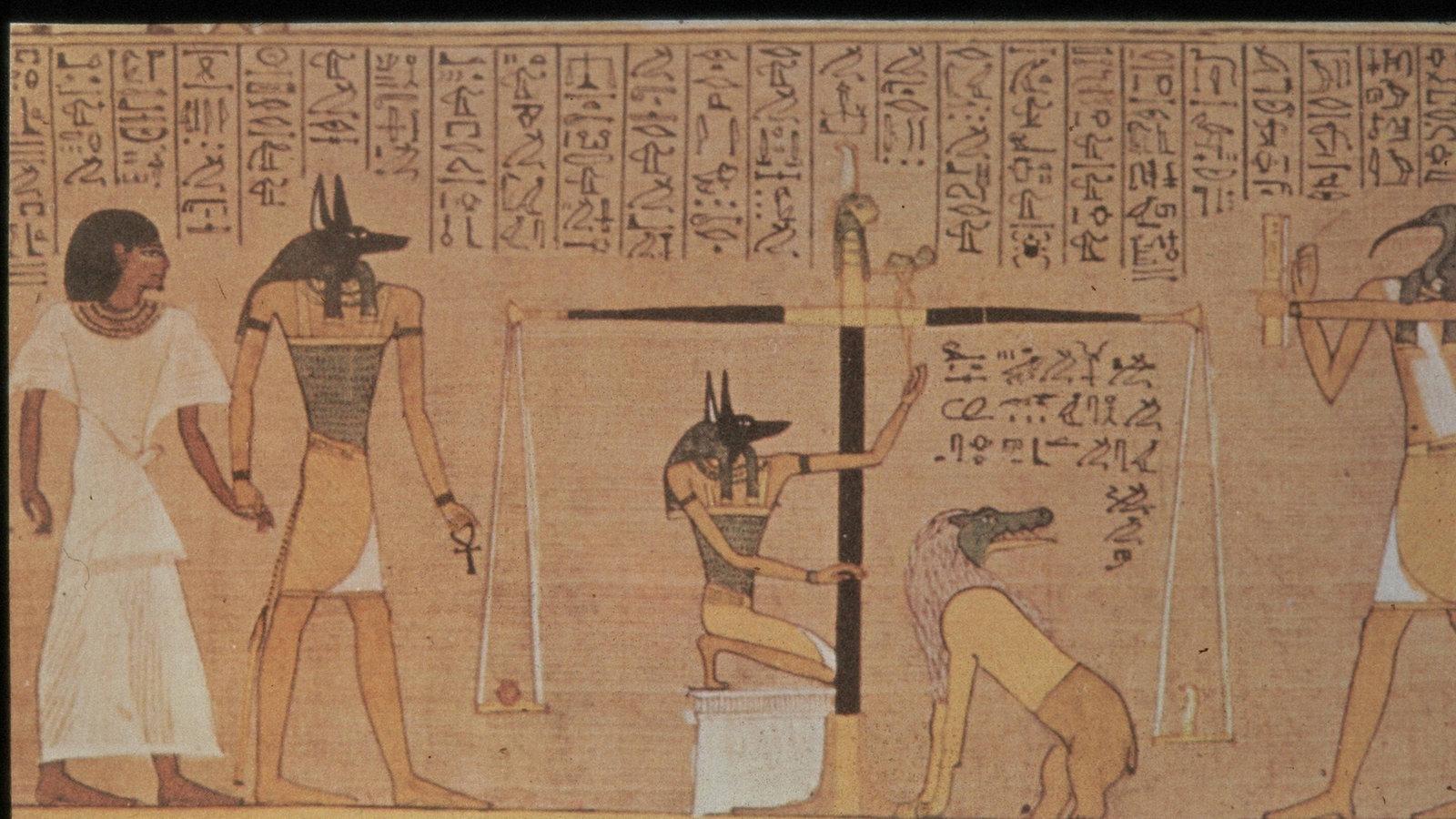 Im Alten Ägypten - Bildergalerien - Spielen - Kinder ganzes Altes Ägypten Bilder