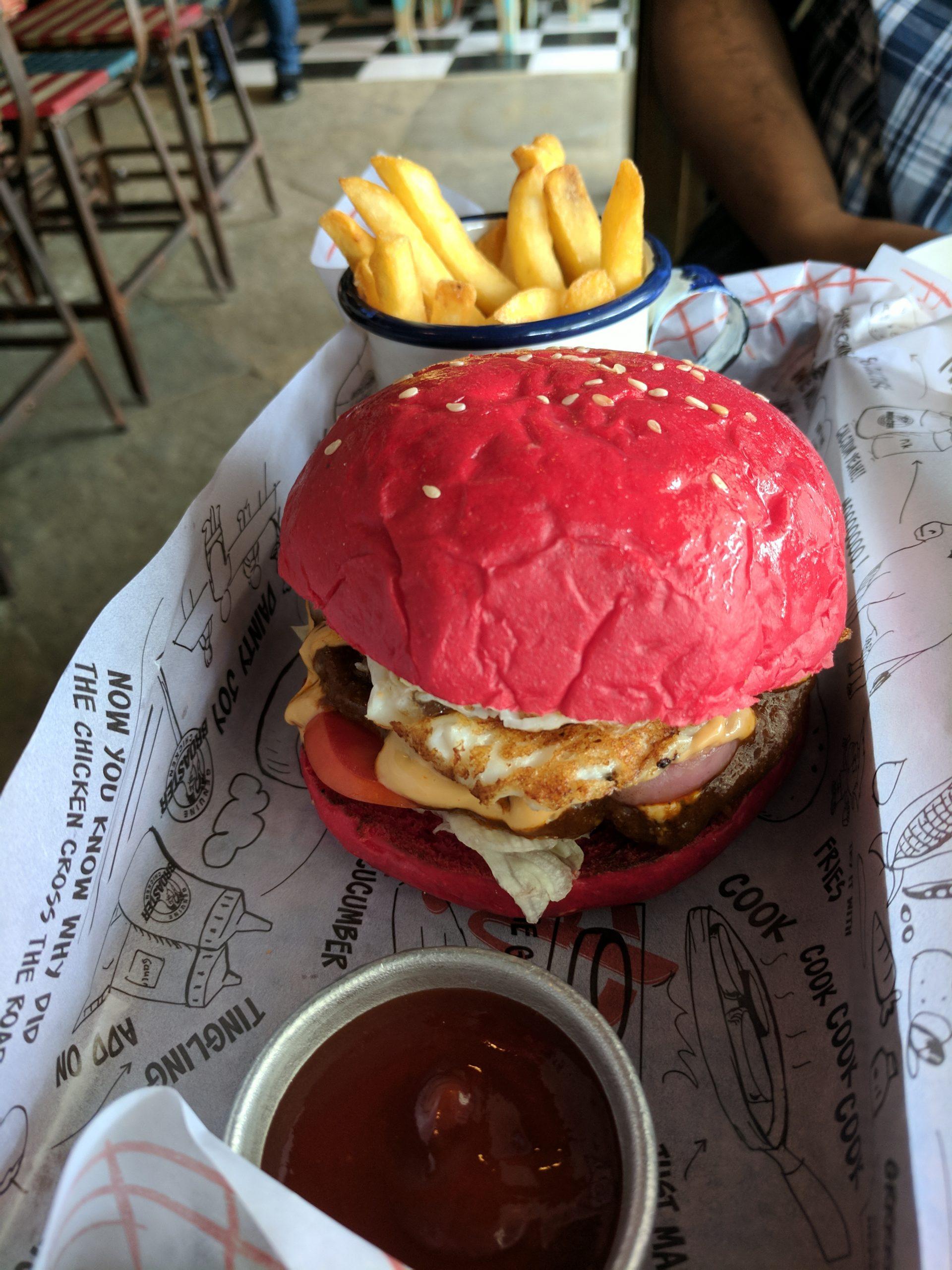 In Diesen 10 Restaurants Gibt's Die Besten Burger In Hamburg mit Warum Heißt Der Hamburger Hamburger