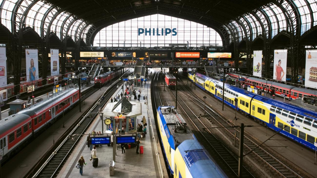 Ist Der Hamburger Hauptbahnhof Der Schlechteste Der Welt? - Welt über Warum Heißt Der Hamburger Hamburger