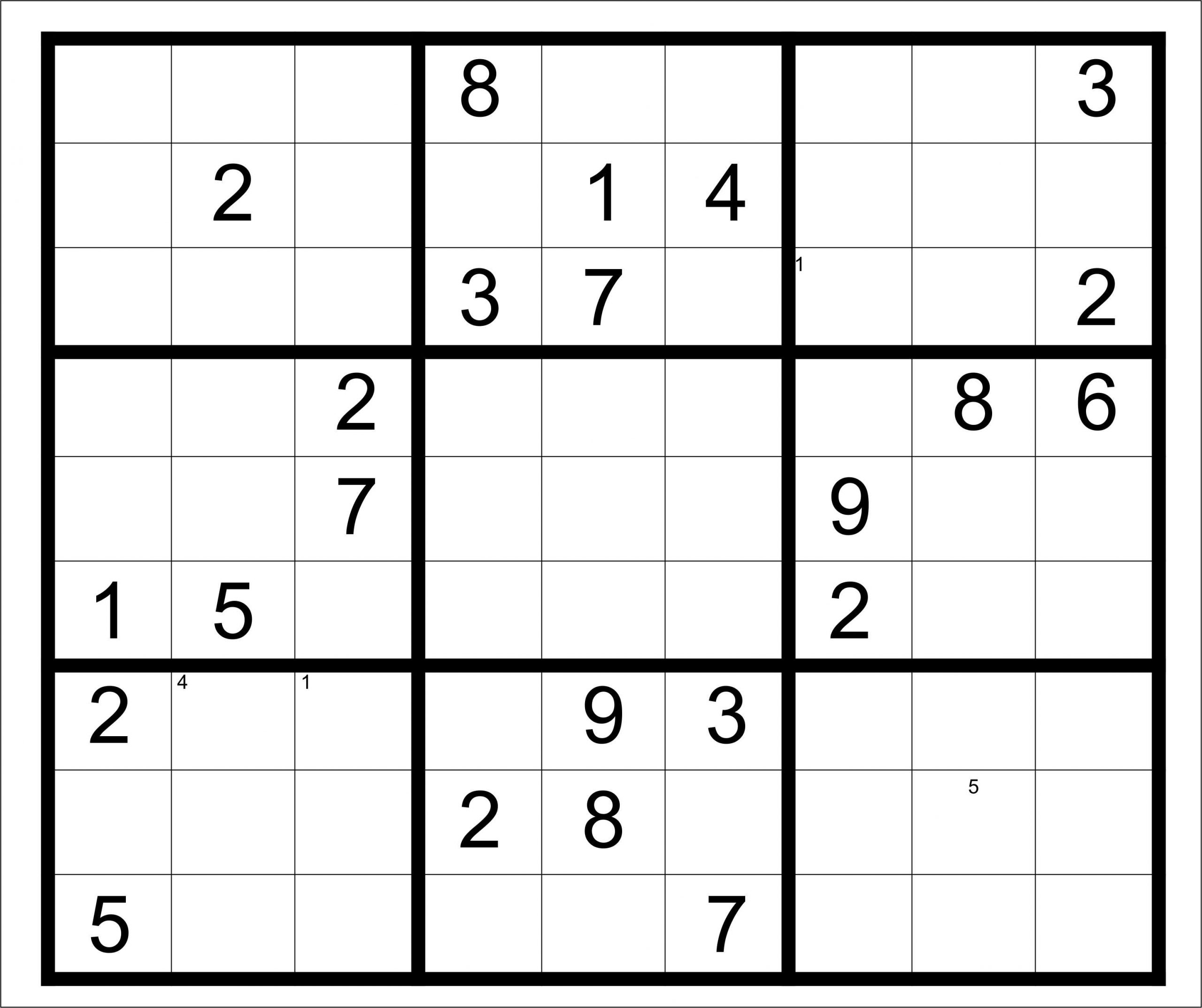 Ist Ein Sudoku Gut Für Dein Gehirntraining? - verwandt mit Sudoku Selber Machen