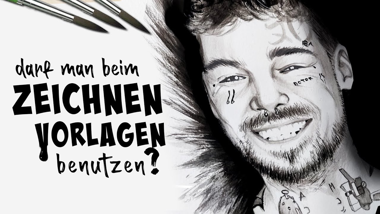 Ist Mit Vorlage Zeichnen = Cheaten? (Mit Laovaan) | Artist's Opinion #57 |  Drawinglikeasir in Zeichnen Bilder Vorlagen