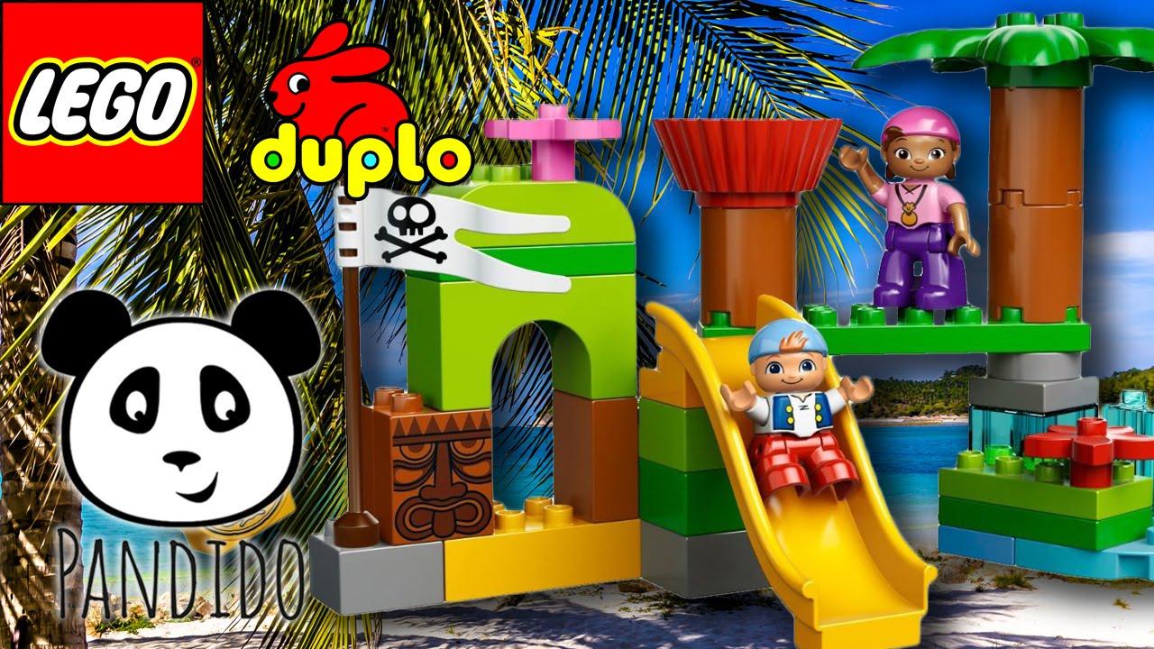 Jake Und Die Nimmerlandpiraten - Lego Duplo - Ausgepackt Und Angespielt über Jack Und Die Nimmerland Piraten Schiff