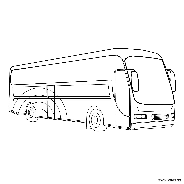 Jede #mannschaft Braucht Natürlich Einen Bus, Also Darf Auch für Ausmalbild Bus