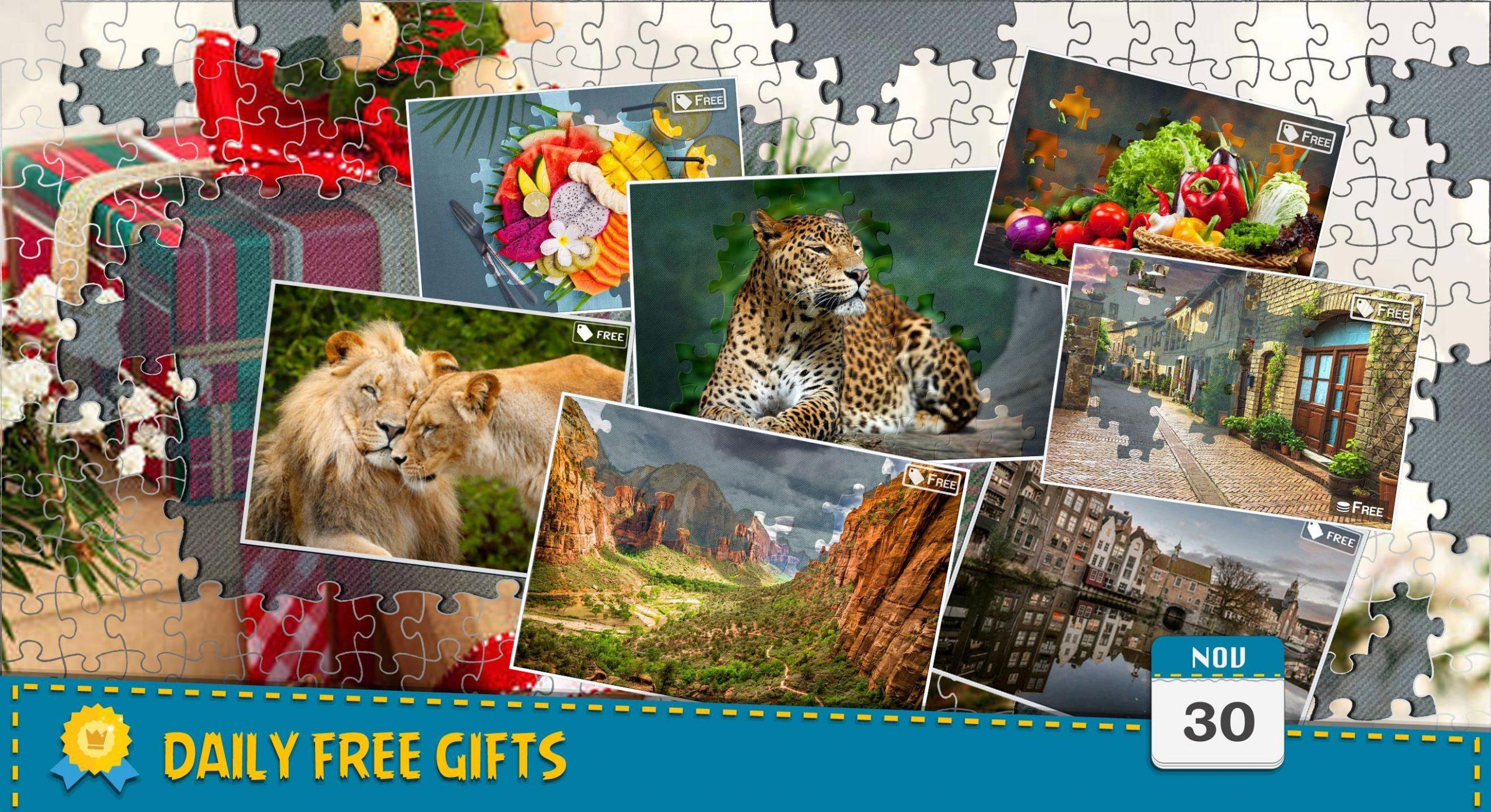 Jigsaw Puzzle Crown - Klassische Puzzles Für Android - Apk ganzes Puzzle Online Kostenlos Puzzeln Jigsaw