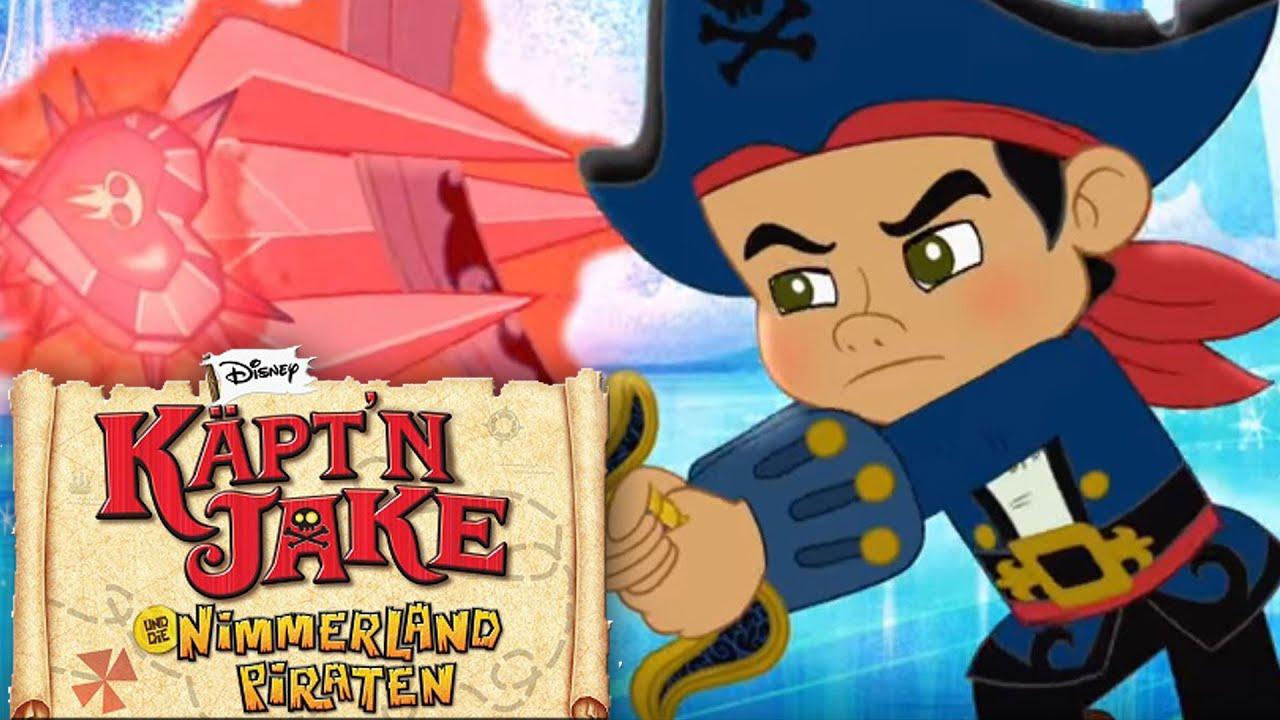 Käpt'n Jake Und Die Nimmerland Piraten - Ein Echter Piraten-Käpt'n - Auf  Disney Junior verwandt mit Jack Und Die Nimmerland Piraten Schiff