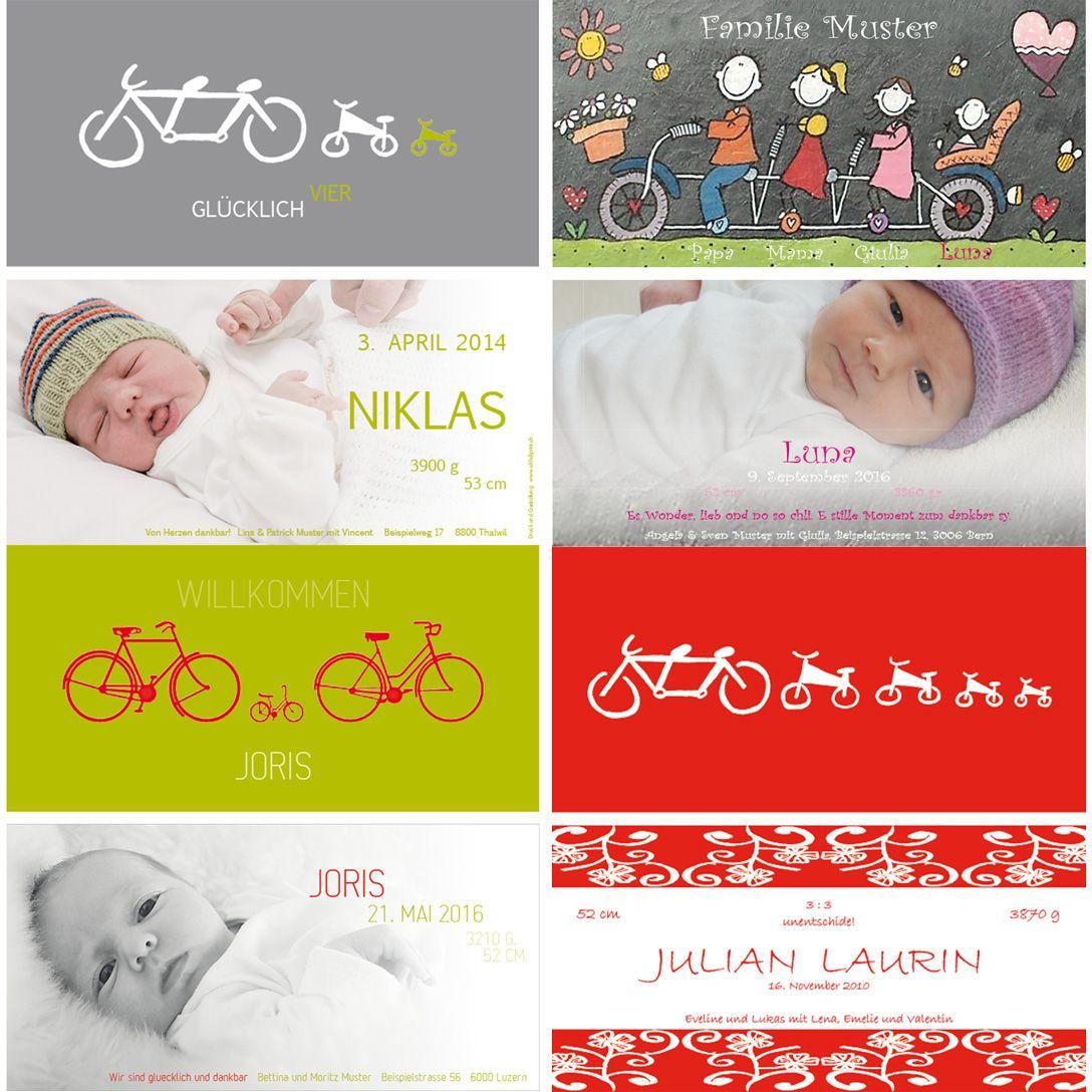 Keep On Moving Baby! Individuelles Geburtskarten Design verwandt mit Geburtskarte Kostenlos