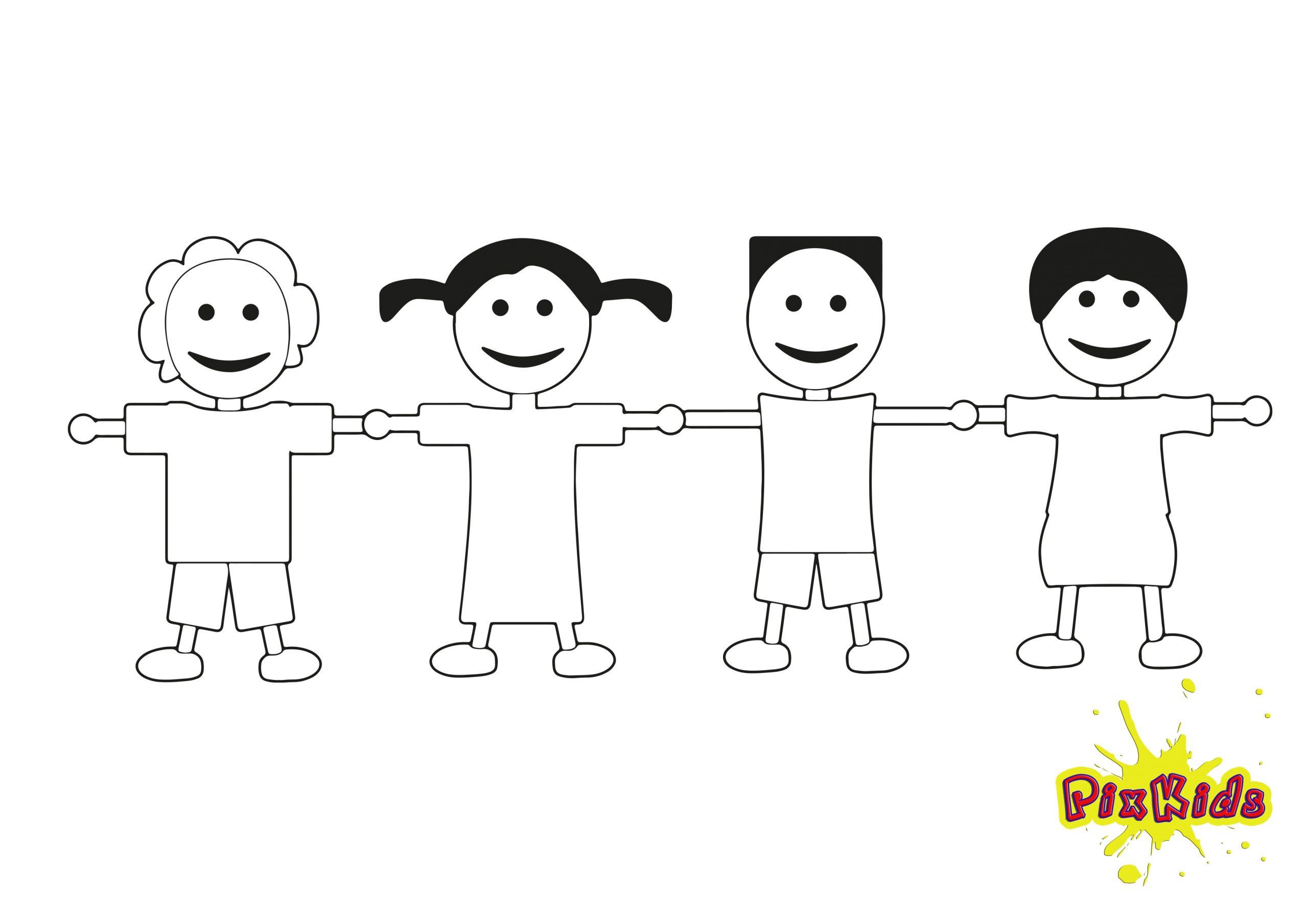 Kinder Archive - Kostenlose Malvorlagen innen Malvorlage Kind