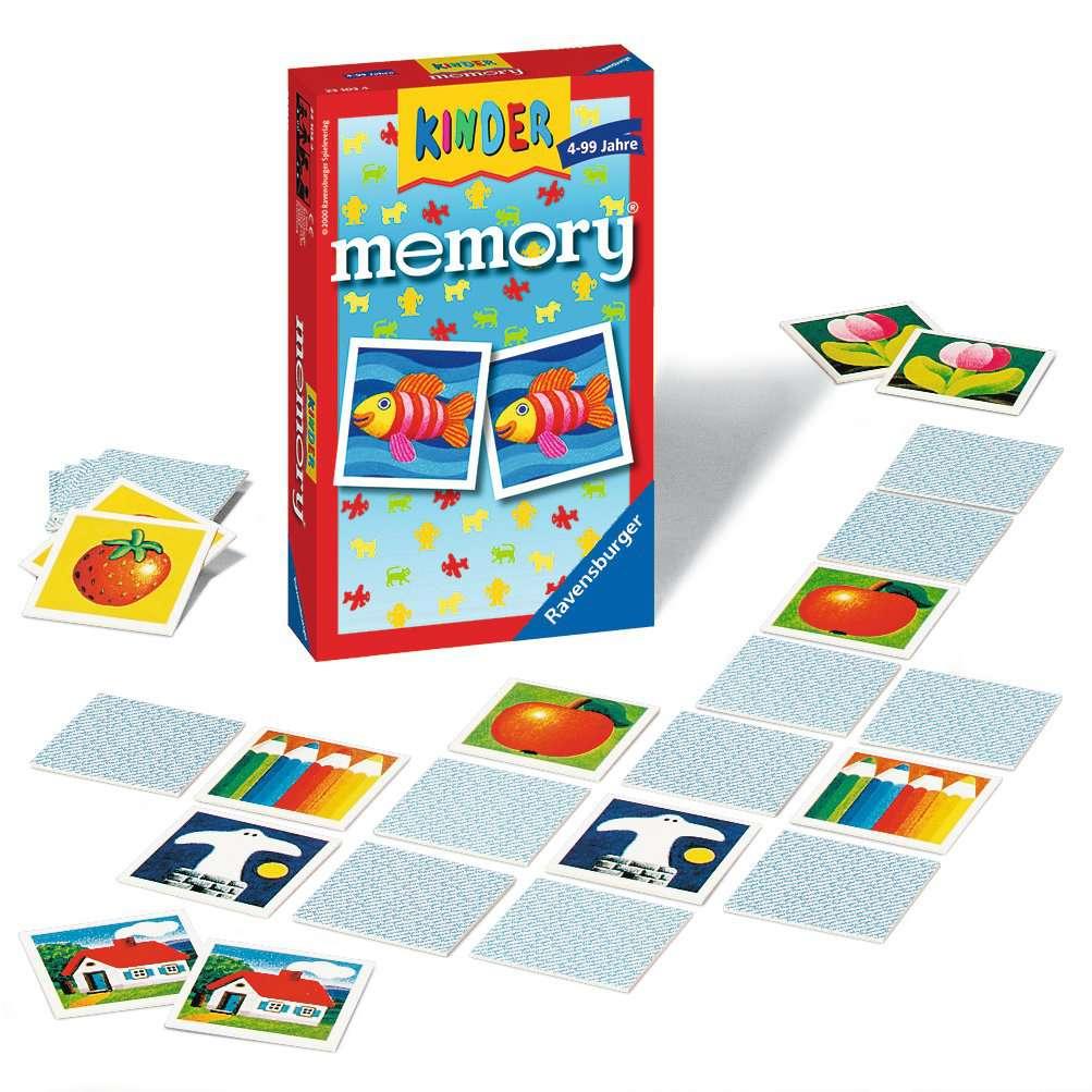 Memory Für Kindergartenkinder Online Kostenlos