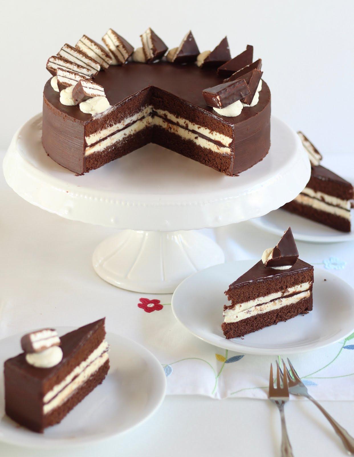 Kinder Pingui Torte | Das Original Von Sugarprincess bestimmt für Torten Für Kindergeburtstag Rezepte