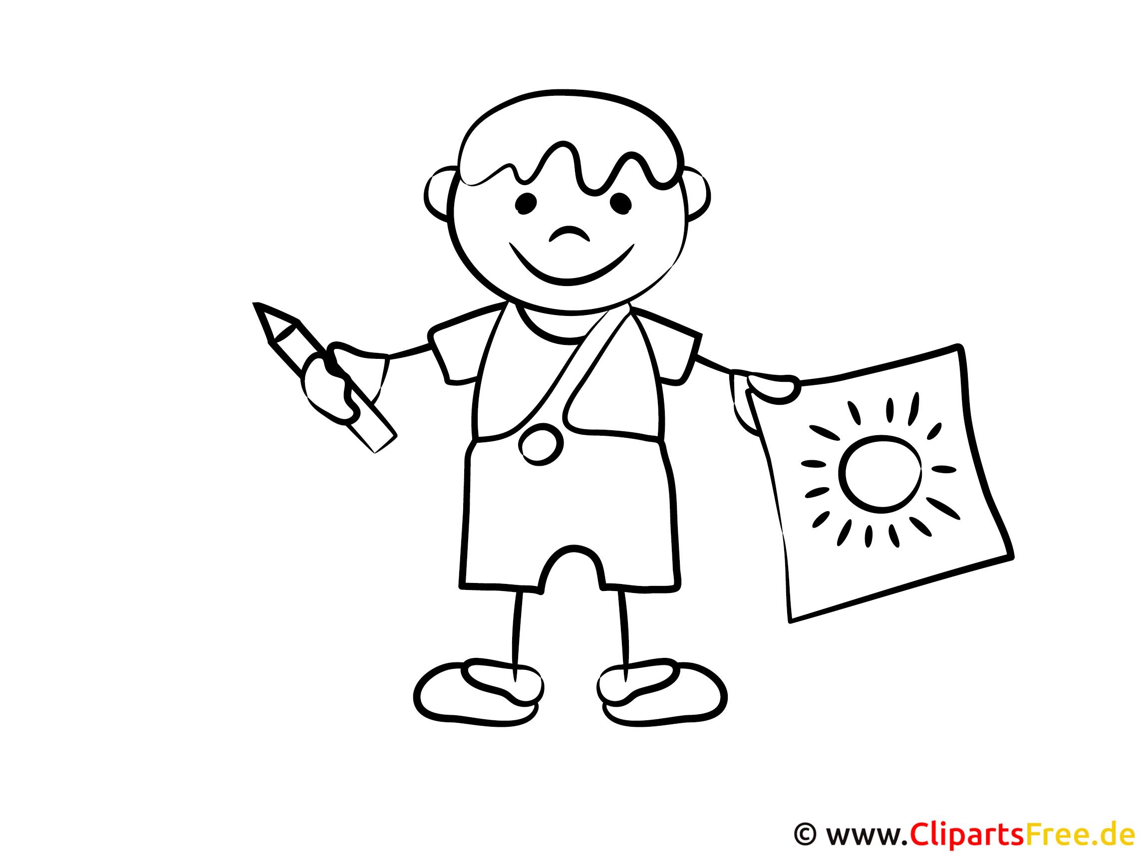 Kinderbilder Zum Malen bei Kinderbilder Malen
