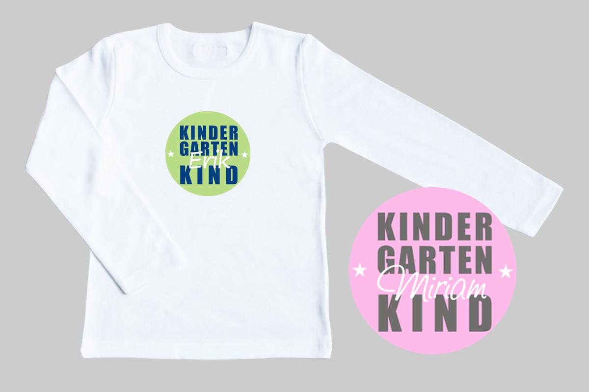 Kindergartenkind-Shirt Kindergartenkind mit T-Shirt Kindergartenkind