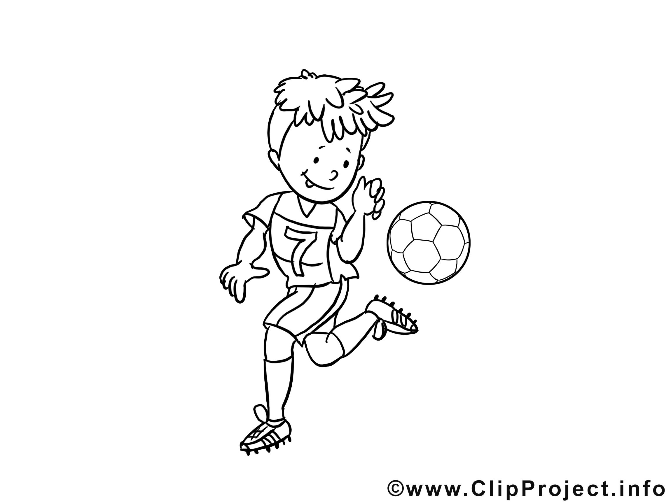Kindermalvorlagen Fussball ganzes Kindermalvorlage