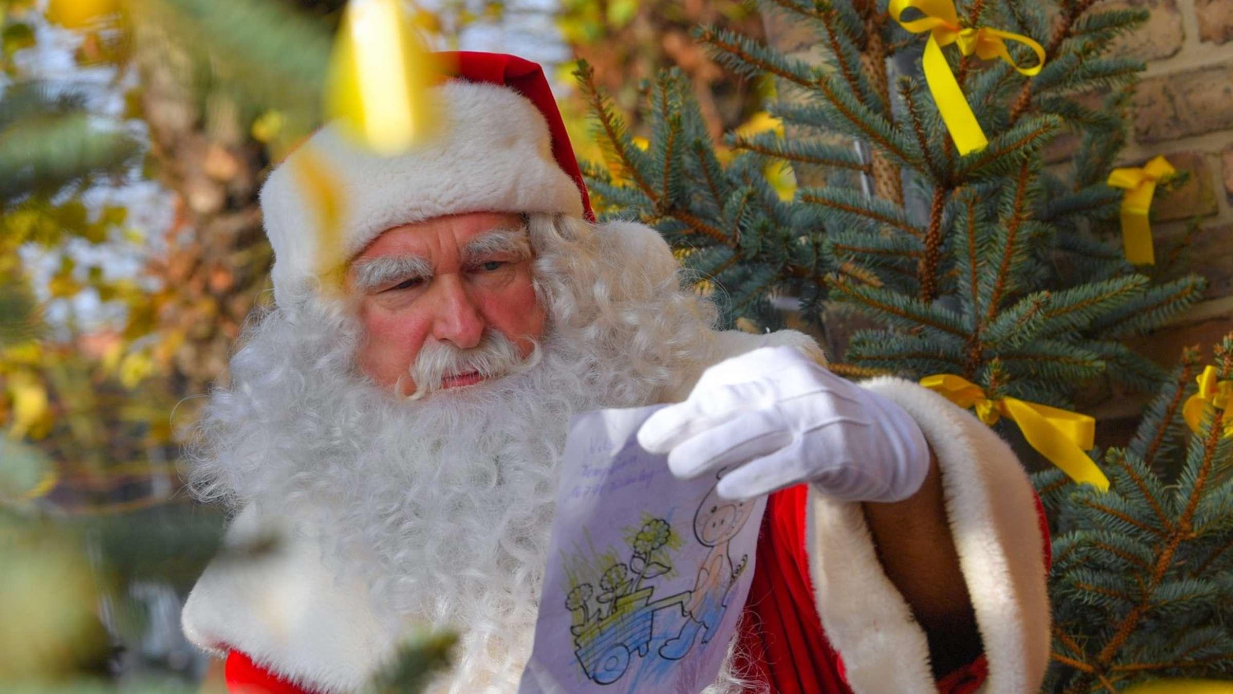 Kindern Den Glauben An Den Weihnachtsmann Lassen | Ratgeber mit Weihnachtsmann Kinder