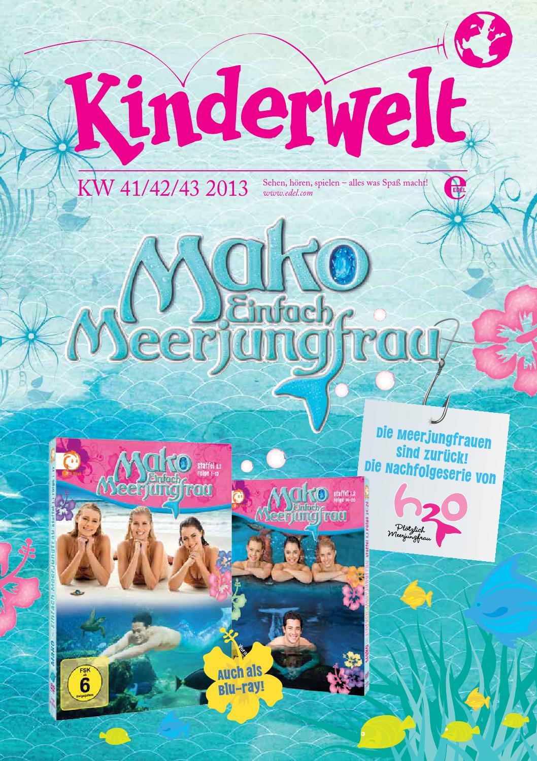 Kinderwelt 41 43 Final By Edel Germany Gmbh - Issuu bestimmt für H2O Plötzlich Meerjungfrau Episodenguide