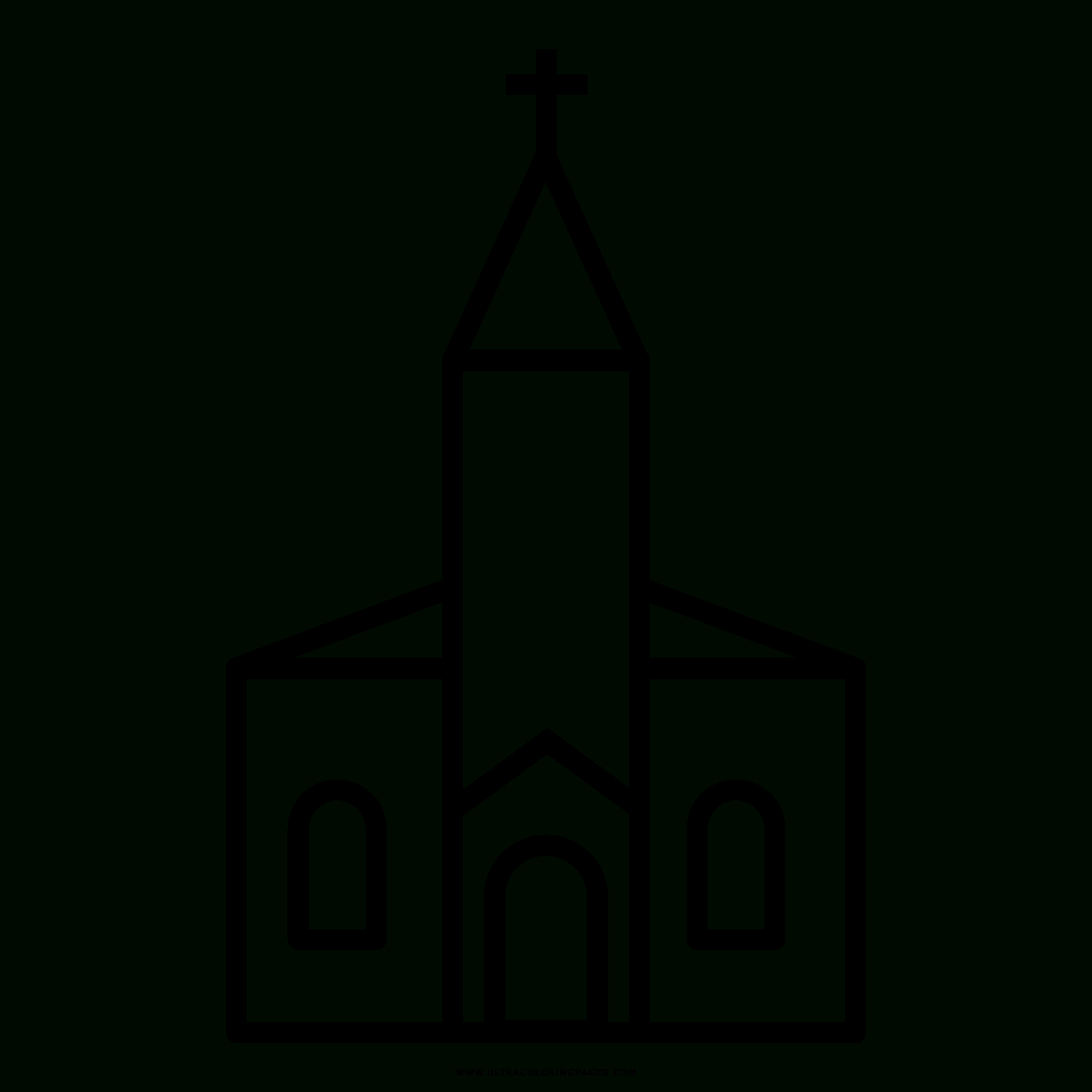 Kirche Ausmalbilder - Ultra Coloring Pages für Ausmalbild Kirche