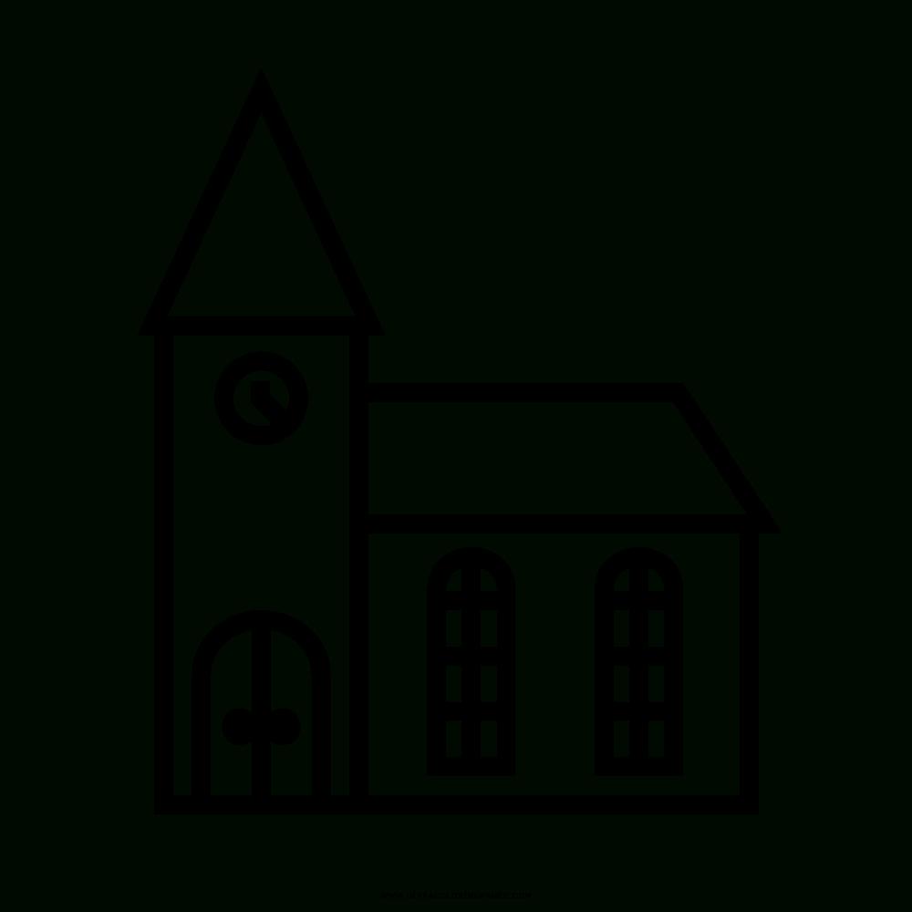 Kirche Ausmalbilder - Ultra Coloring Pages in Ausmalbild Kirche
